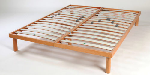 Dorsal Flexi-Slat Frame, No Headboard, Queen Size