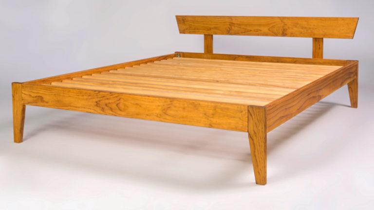 Geneva Slat Bed Base King Size